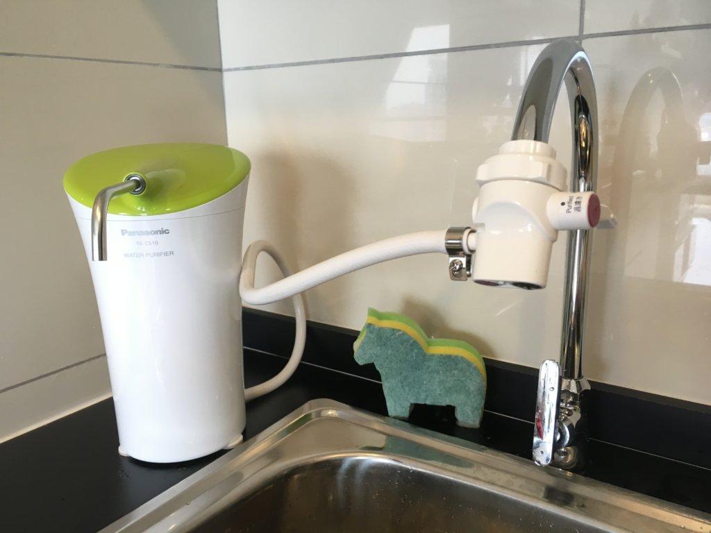 マレーシアで使っている浄水器