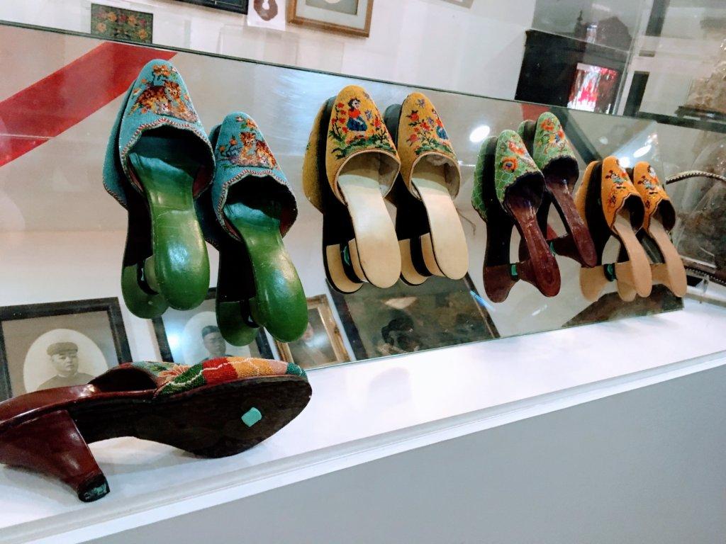 プラナカン文化当時の靴